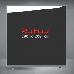 Roll-Up XXL 200 x 200 cm