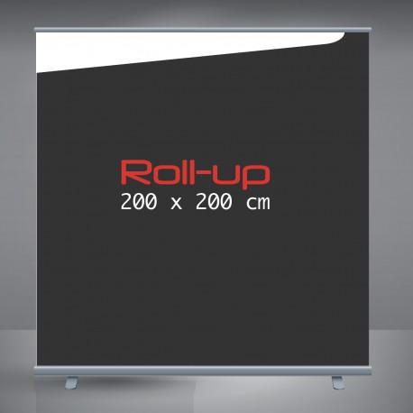 Roll-Up XXL 200 x 200 cm