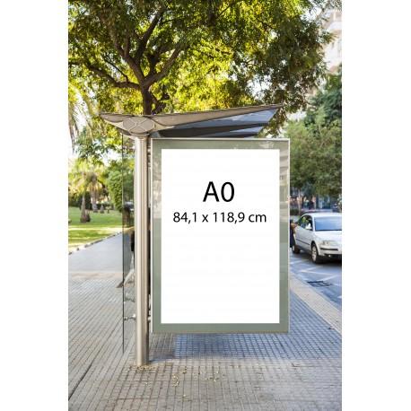 Impression Affiche A0, Avignon, Vaucluse